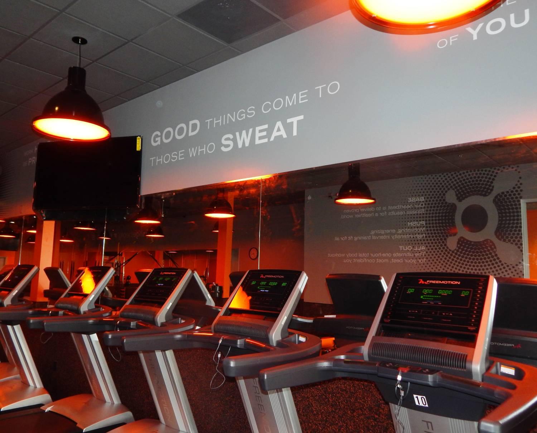 Treadmill Close