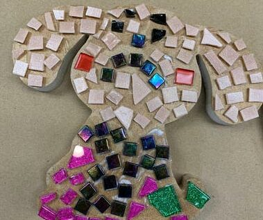 Fun New Craft Projects! We've Added Mosaics…