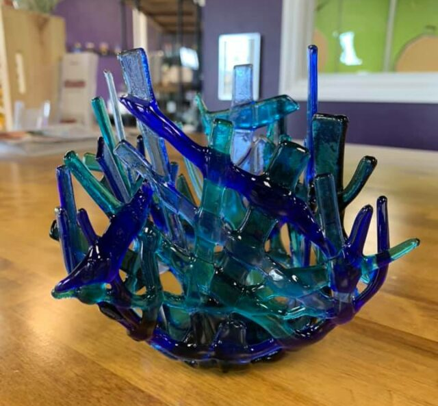 Looking for Your Next Crafting Addiction? Try One of Our Glass Fusion Classes!