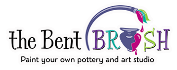 bent brush logo