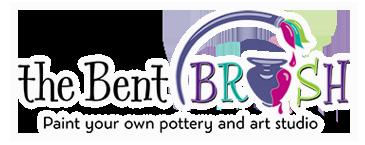 bent brush logo