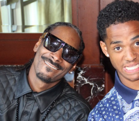 Snoop Dogg's Son Cordell Broadus Commits To UCLA