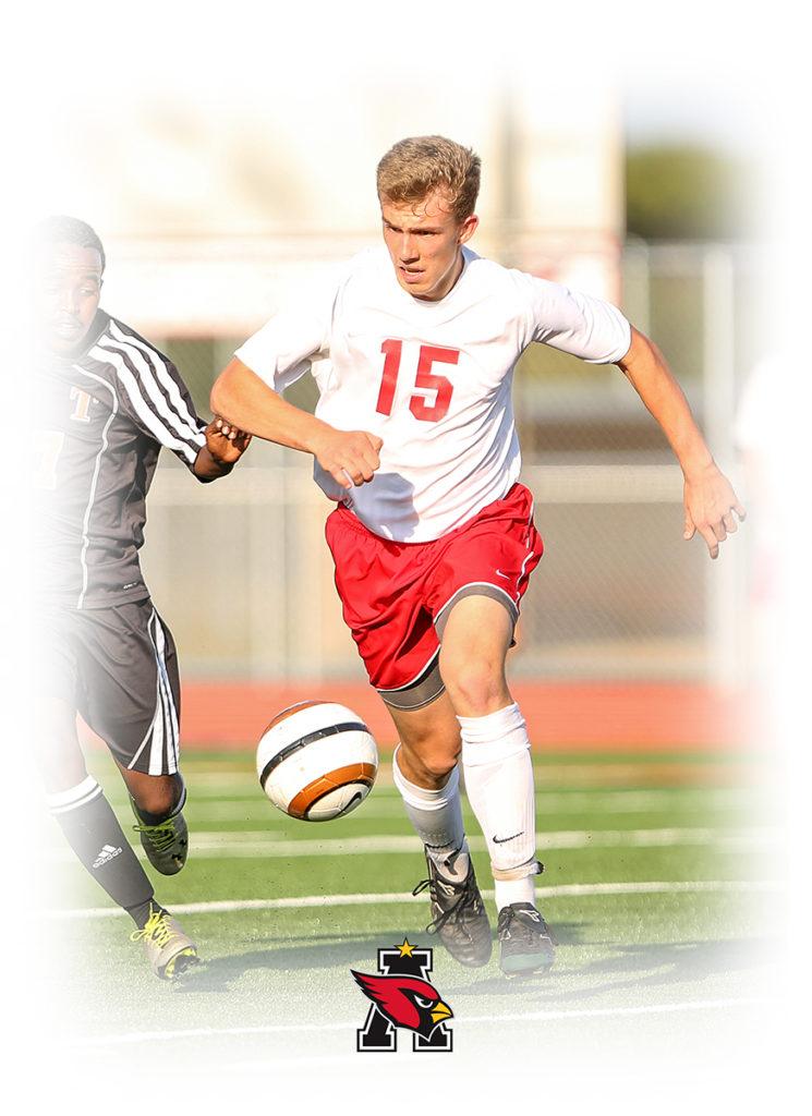 Jack Senior Soccer Poster Pic