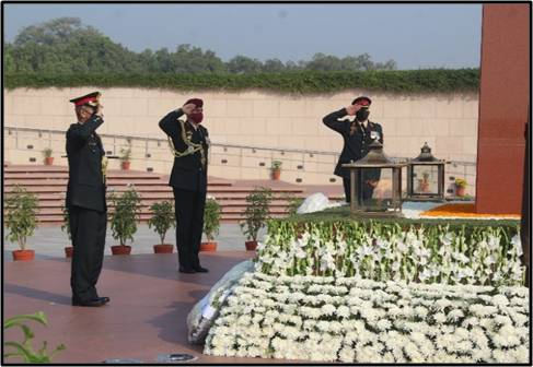 Indian Army 240th Engineer day