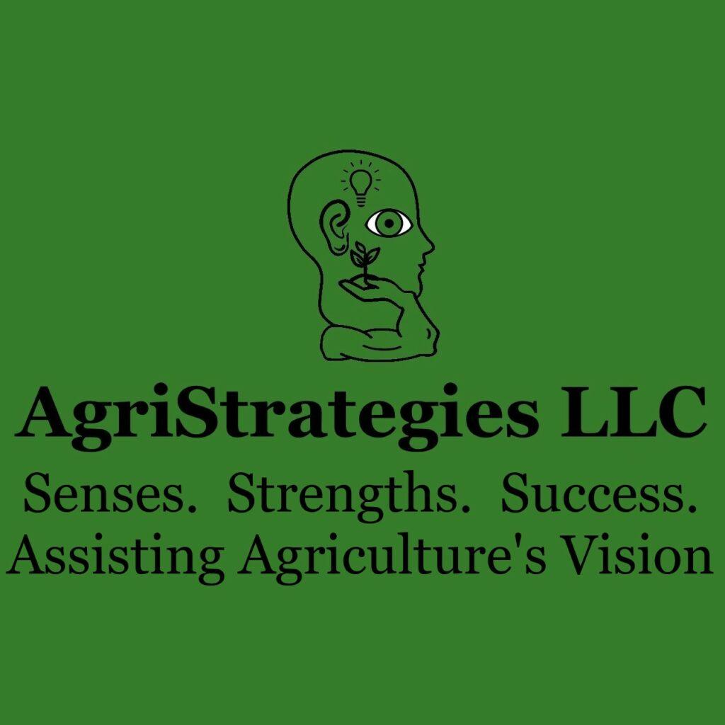 New Website Steve Kluemper AgriStrategies LLC Logo