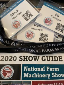 Steve Kluemper and Eli and Ron go to the NFMS