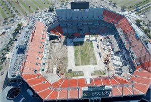 Dolphin Stadium - Miami, FL
