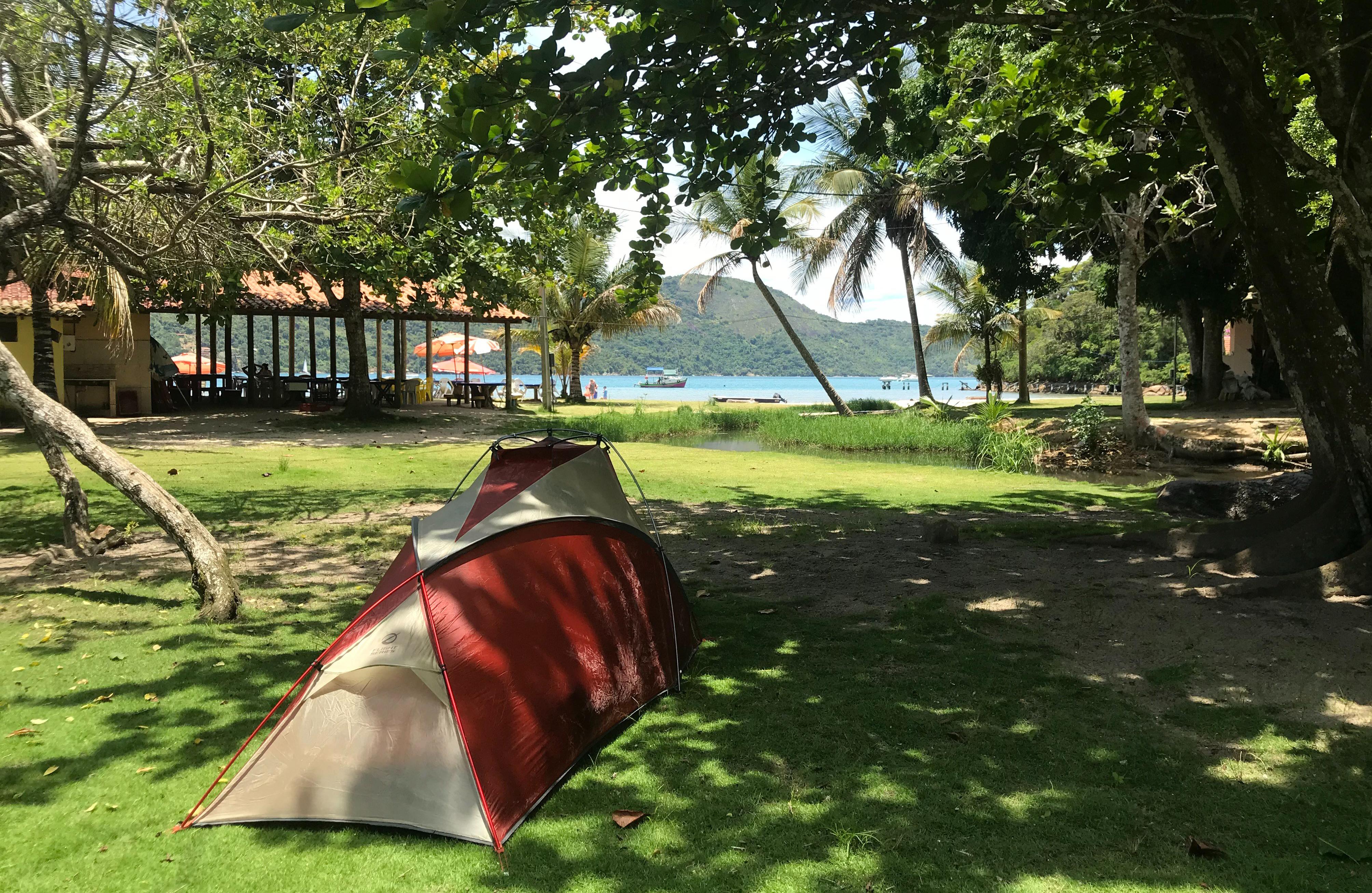 Camping Praia do Cruzeiro
