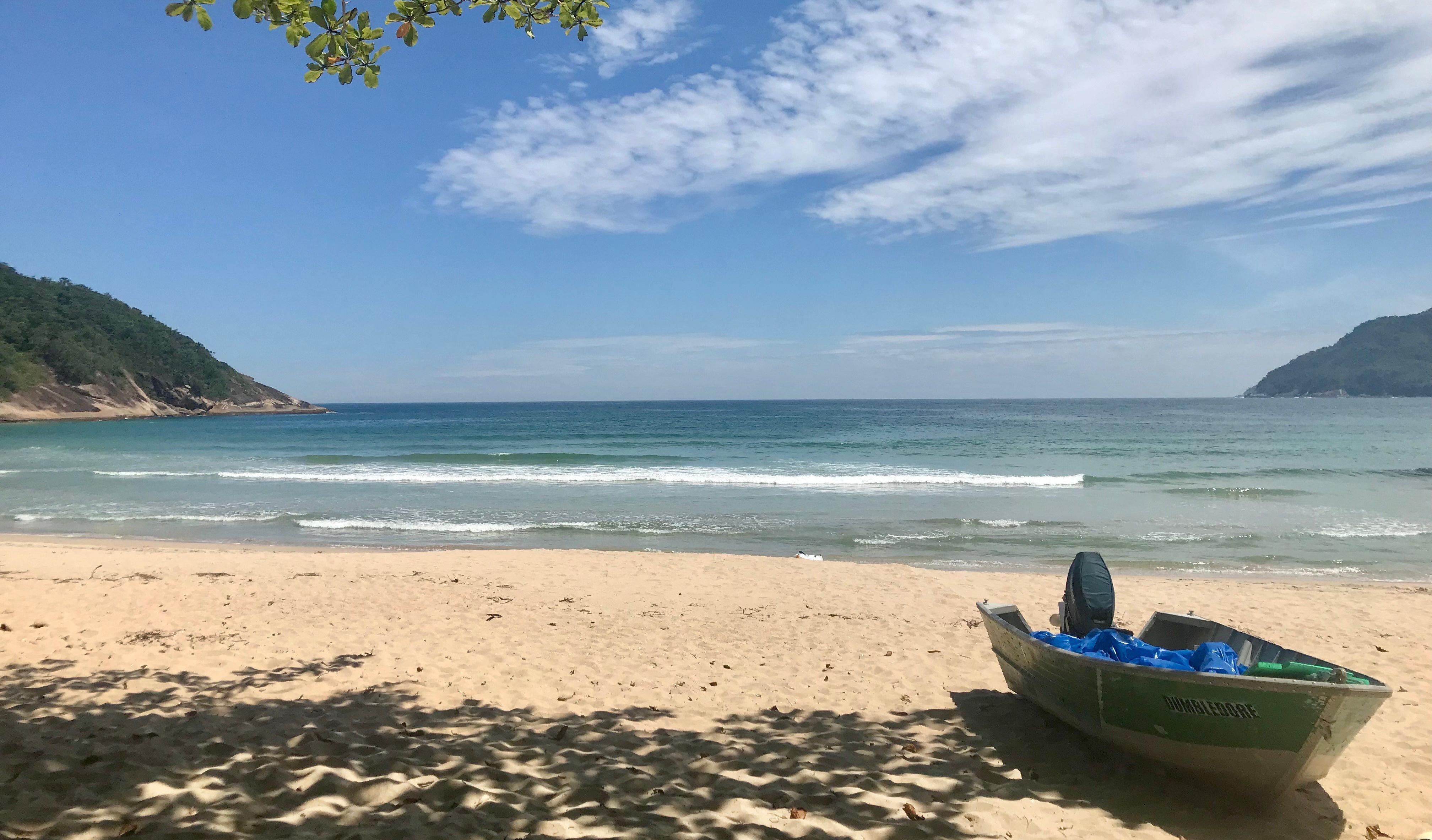 Praia Martim de Sá