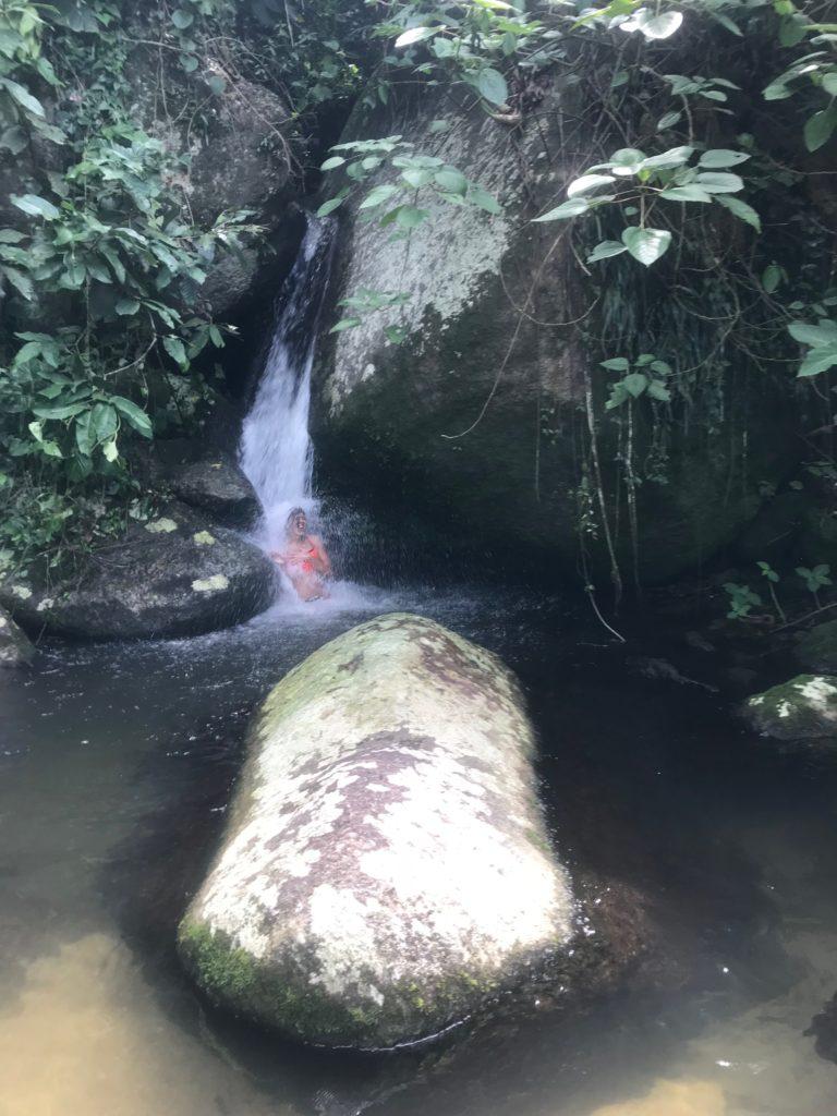 Cachoeira Praia de Indaiaúba