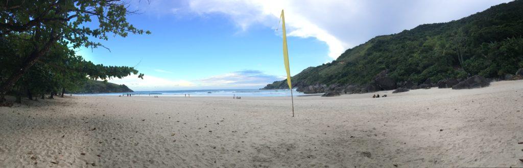 Praia do Bonete travessia bonete para castelhanos