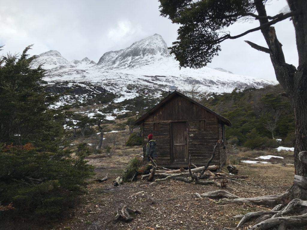 Refugio as pes do cerro bonete
