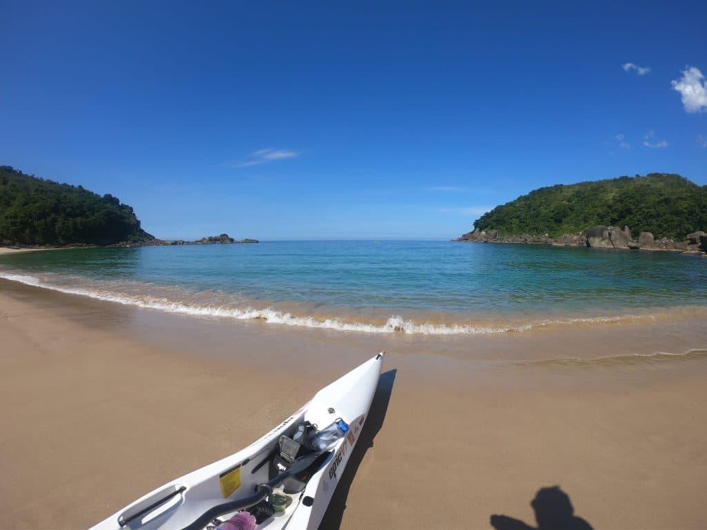 Praia de Indaiauba