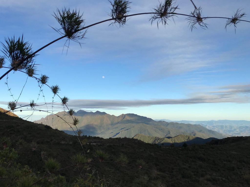 Serra Fina, entre as maiores montanhas do Brasil
