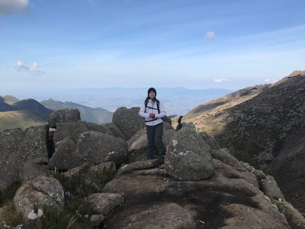 Pedra do Sino de Itatiaia. 9° Maior montanha do Brasil