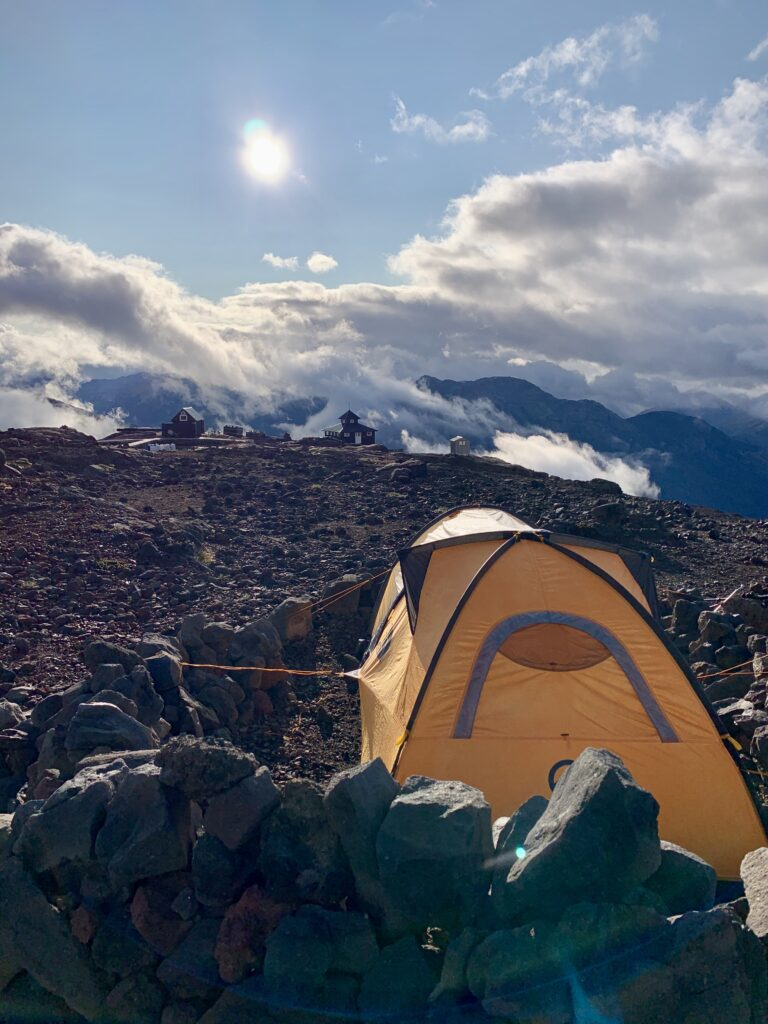 Refugio Otto Meiling, Pampa Linda Cerro Tronador