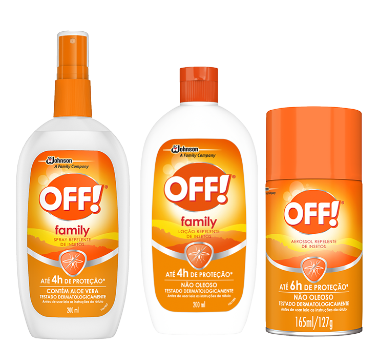 OFF EC Family Collection Large 2X