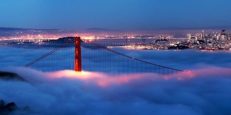 9 interesting facts about San Francisco