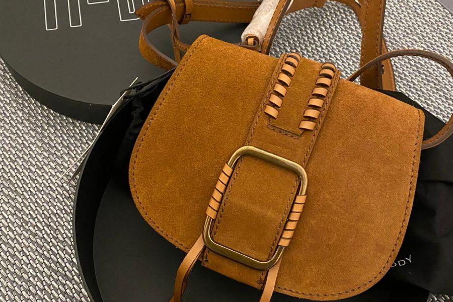 New Teddy bag by BA & SH  and Juliette Longuet