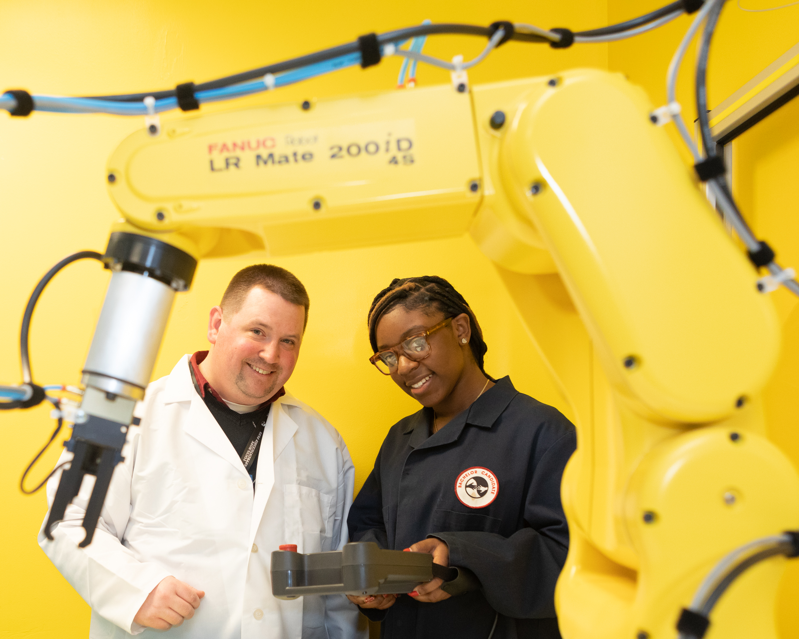 New Training Pathways Program Launched at Focus: HOPE to Boost Manufacturing Advancement Skills