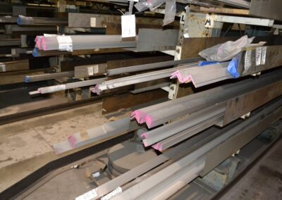 Anglel Channel beams 12