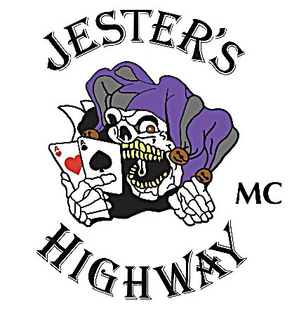 Jester's Highway poker run artwork