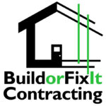 Build or Fix It Contracting Logo