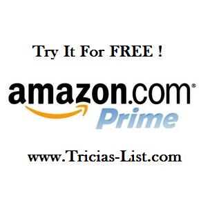 Amazon Prime trial fre