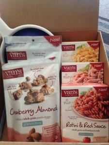 Van's Foods -Gluten Free Eating (1)