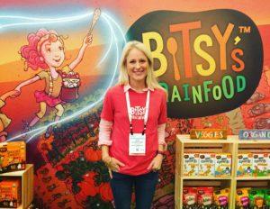 bitsy's brainfood founder alex (september 2016 Tricias-List) Expo East 2016