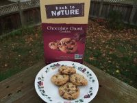 back to nature chocolate cookies