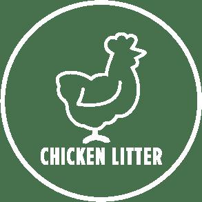chicken litter