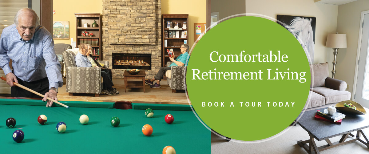 Comfortable Retirement Living