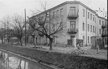 7 Planty - site of 1946 Pogrom