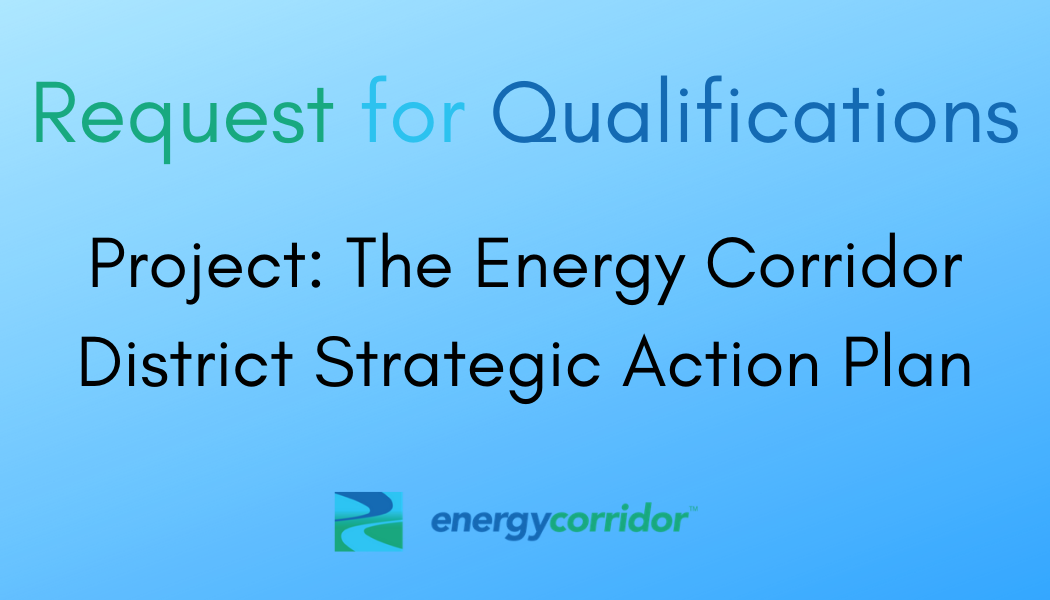 Project: The Energy Corridor District Strategic Action Plan