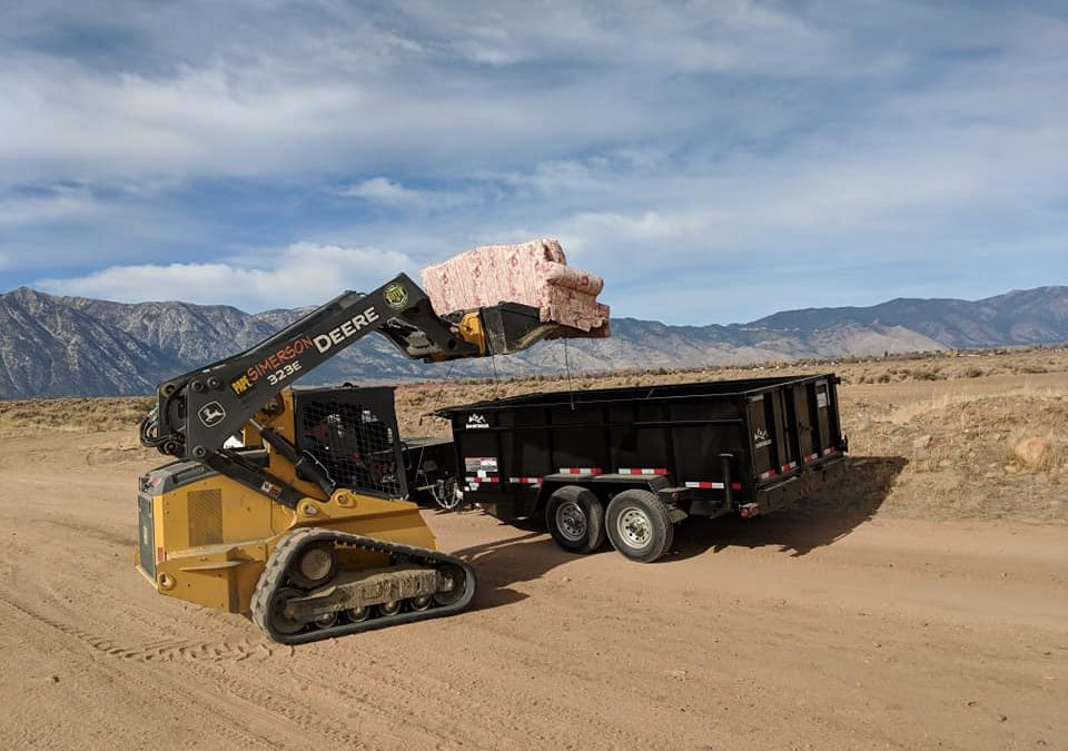 Gardnerville Ranchos Sandpits Community Clean Up