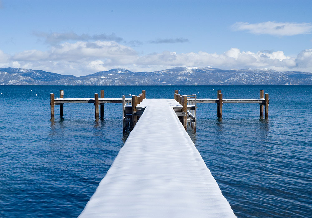TahoeCityPierWinterView