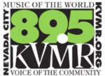 89.5 KVMR logo to visit website