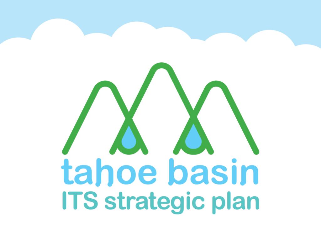 Tahoe Basin ITS Strategic Plan