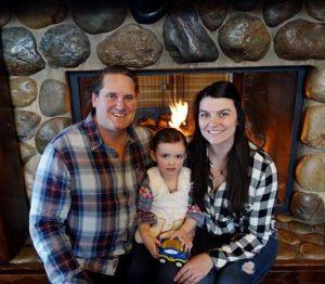 Clint Peetz & Family