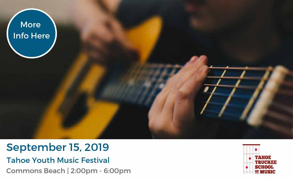 Tahoe Youth Music Festival