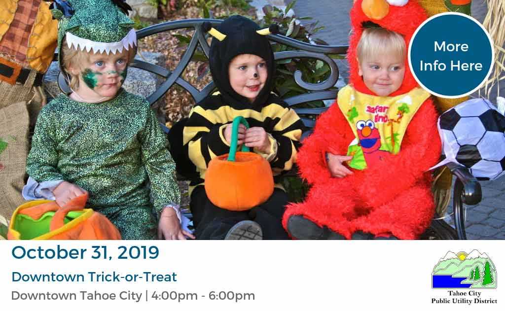 Tahoe City Trick-or-Treat