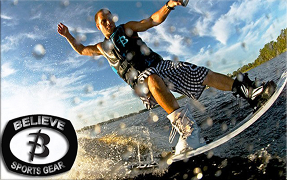 B Surfer Beveled