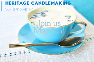 Candle Making Class Singapore