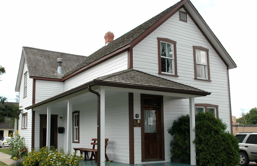 Michener House Museum & Archive Lacombe