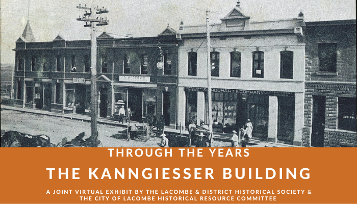 Kanngiesser Building Lacombe