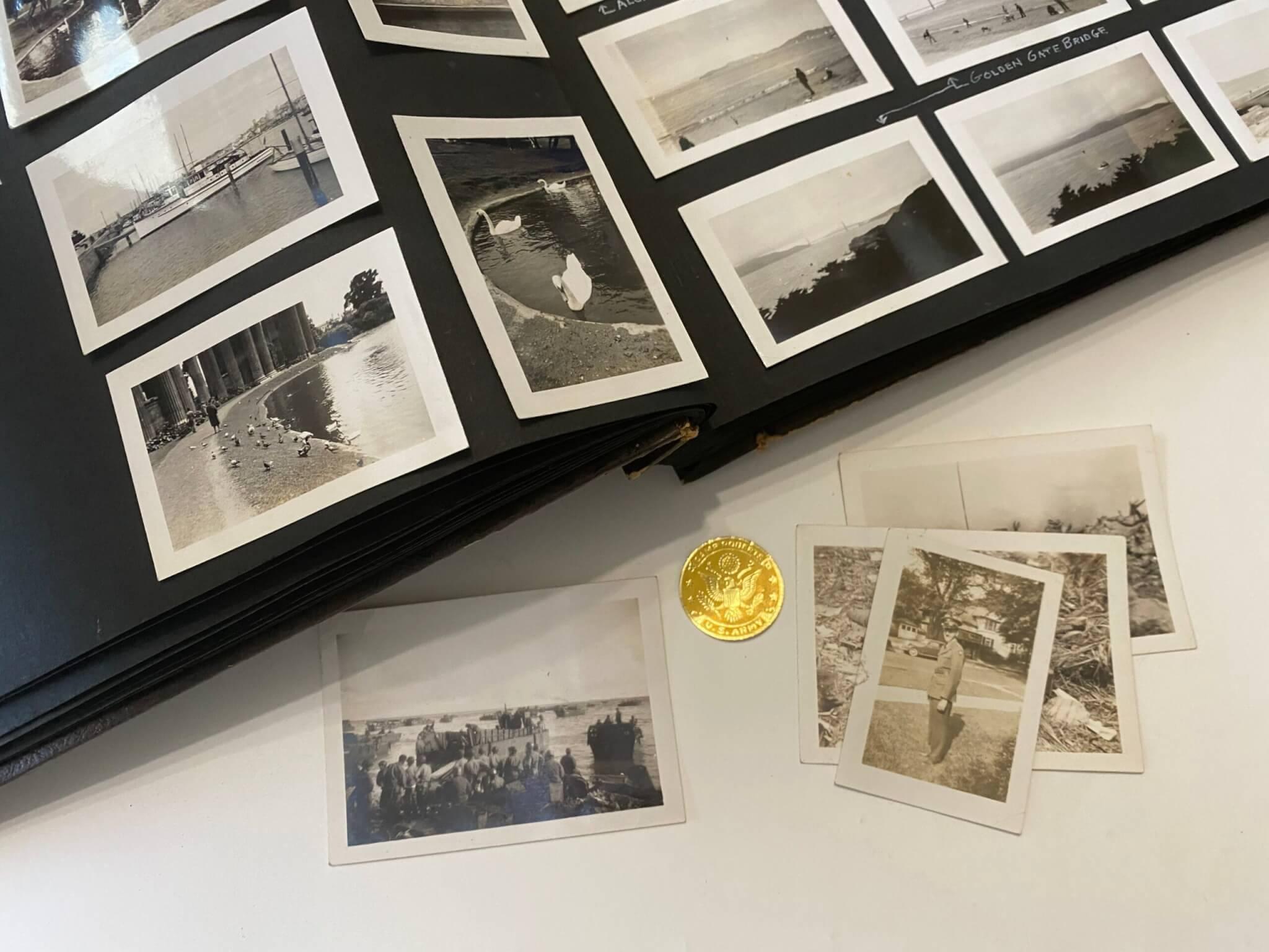 Heirlooms, Books, scrap books, photographs, drawings conservation, restoration, repair, preservation