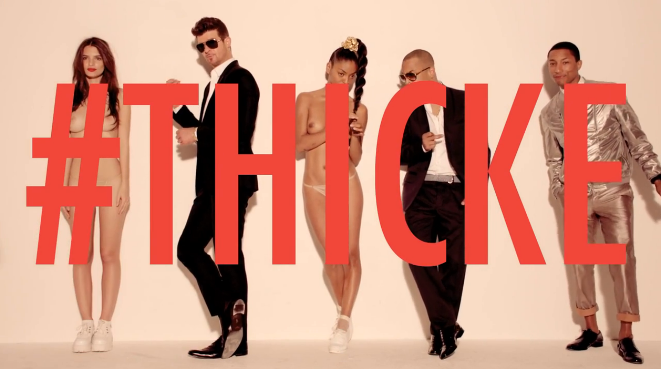 Blurred Lines Alright