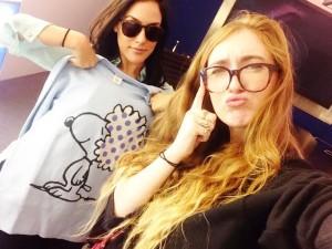 Alana and Nic