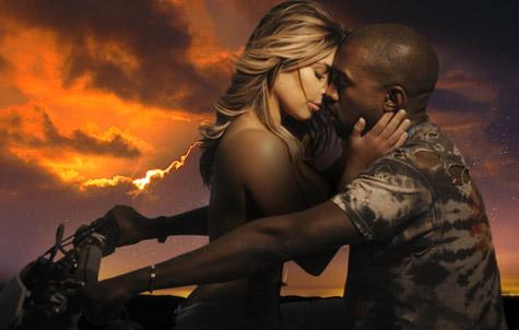 Kanye New Video